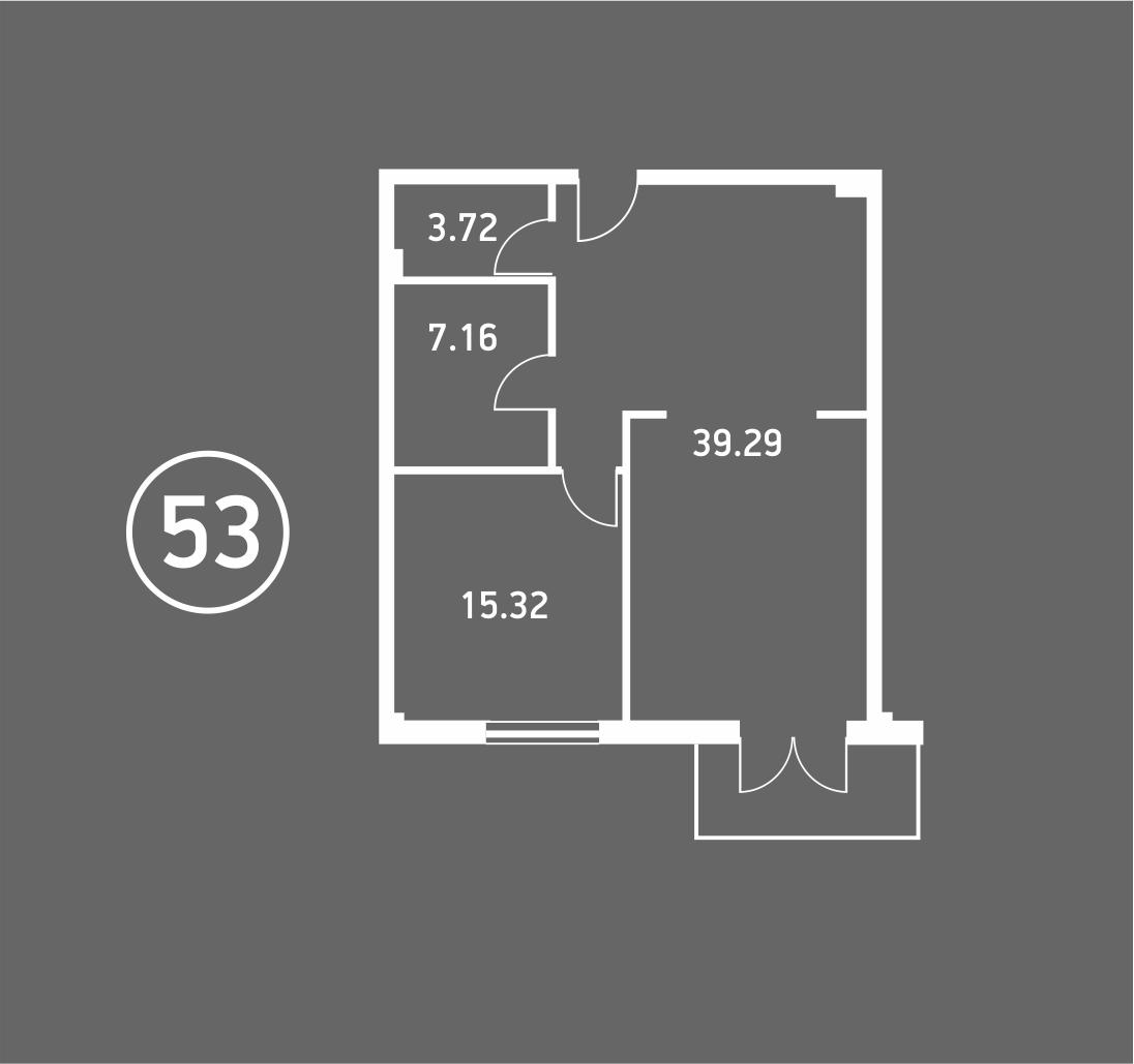 Штольц однокомнатная квартира 2