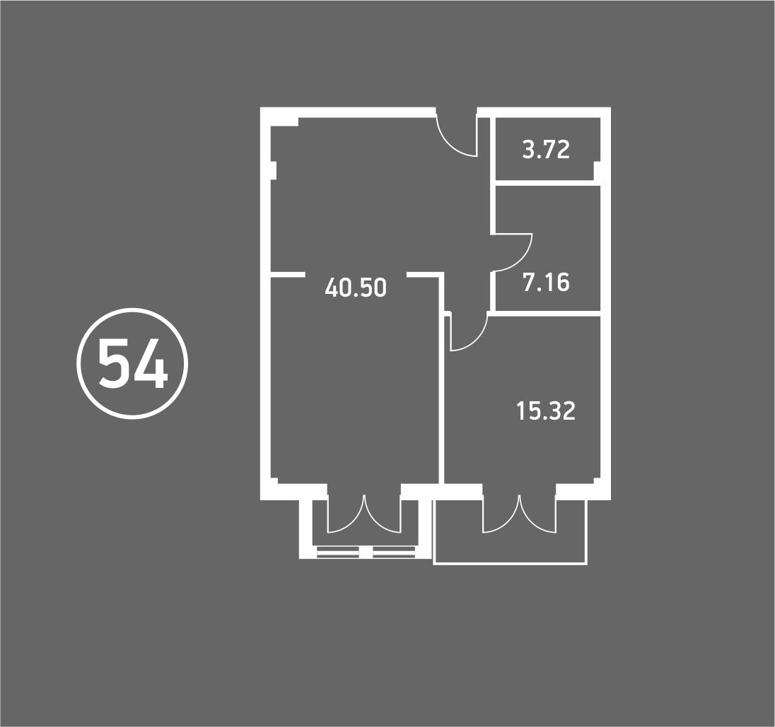 Штольц однокомнатная квартира 3
