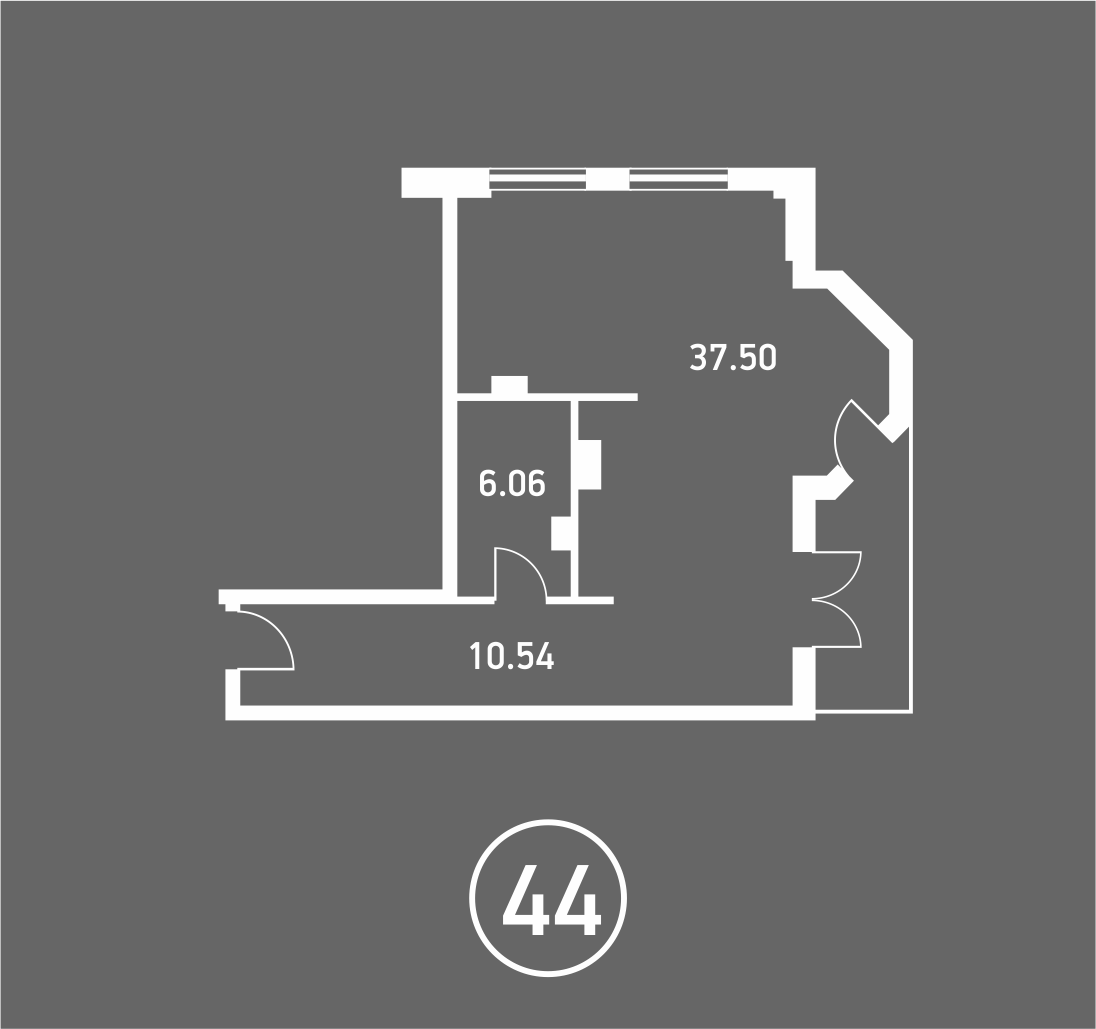 Штольц однокомнатная квартира 6